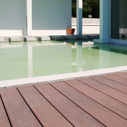 MYDECK PURE macao | Wood composite alternatives | MYDECK