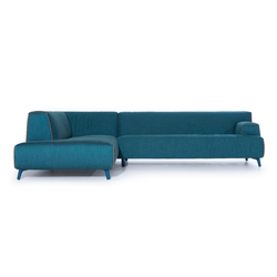 Oscar Corner Sofa | Modular seating systems | Leolux