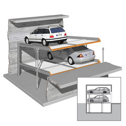 MultiBase 2042 | Car parking systems | KLAUS Multiparking