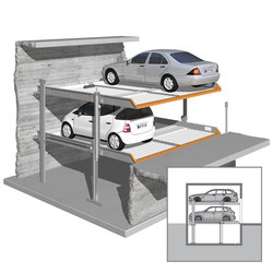 MultiBase 2072i | Car parking systems | KLAUS Multiparking