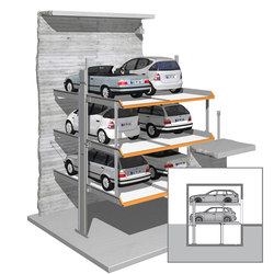 MultiBase G63 | Car parking systems | KLAUS Multiparking