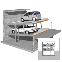 MultiBase G82 | Car parking systems | KLAUS Multiparking