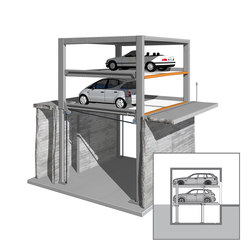 U20 | Mechanic parking systems | KLAUS Multiparking