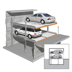 MultiVario 2082 | Automatic parking systems | KLAUS Multiparking