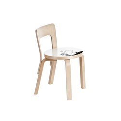 Children's Chair N65 | Moomintroll | Children's area | Artek
