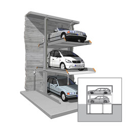SingleUp 3015 | Car parking systems | KLAUS Multiparking