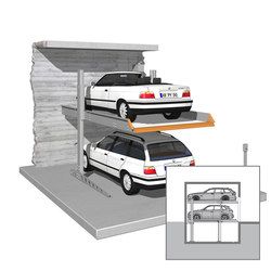 SingleVario 2061 | Automatic parking systems | KLAUS Multiparking