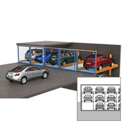 TrendVario 4100 | Semi automatic parking systems | KLAUS Multiparking