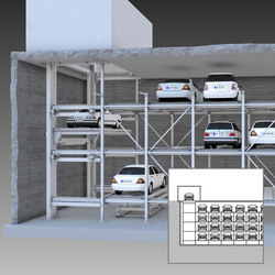 MasterVario F2 | Car parking systems | KLAUS Multiparking