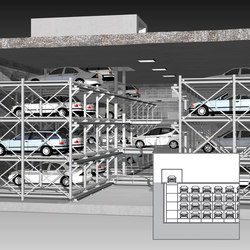 MasterVario LS | Car parking systems | KLAUS Multiparking