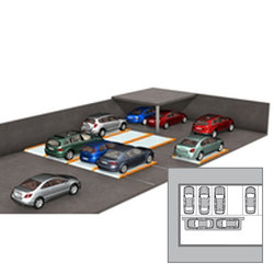 ParkBoard PQ | Automatic parking systems | KLAUS Multiparking