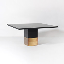 Nota Bene dining table square | Tables de repas | Van Rossum