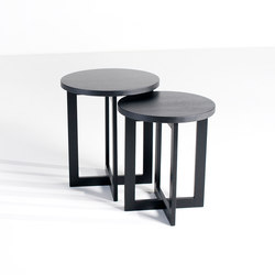 Nota Bene lamp table | Side tables | Van Rossum