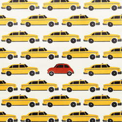Hey Taxi | Wallcoverings | Wall&decò