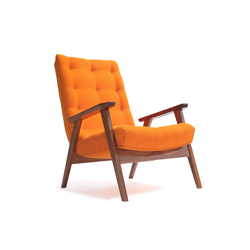 Acorn One Seater | Loungesessel | Bark