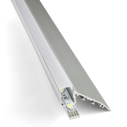 Alu Stair | LED-lights | LEDsON