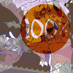 One Hundred Percent | Quadri / Murales | Wall&decò