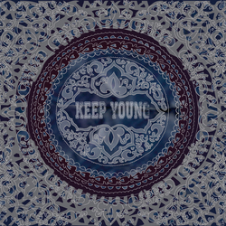 Keep Young | Carta da parati | Wall&decò