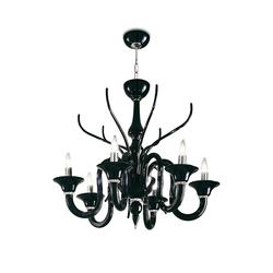 Belzebù L6 | Ceiling suspended chandeliers | LEUCOS USA
