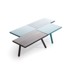 Pampa | Lounge tables | Leolux