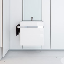 Structure Bathroom Furniture Set 3 | Meubles sous-lavabo | Inbani