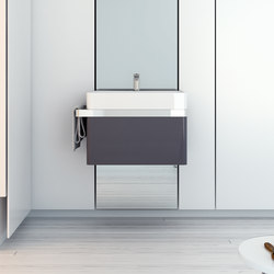Structure Bathroom Furniture Set 4 | Meubles sous-lavabo | Inbani