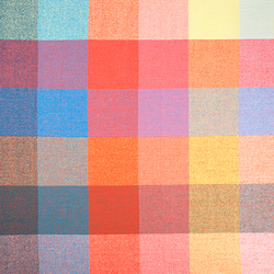 Squares Plaid | Couvertures | ZUZUNAGA