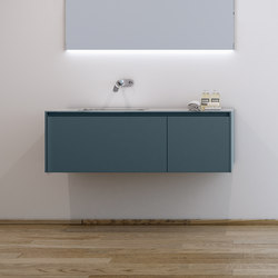 Strato Bathroom Furniture Set 17 | Vanity units | Inbani