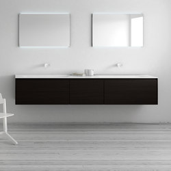 Strato Bathroom Furniture Set 24 | Meubles sous-lavabo | Inbani