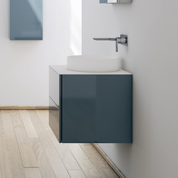 Strato Bathroom Furniture Set 18 | Unterschränke | Inbani