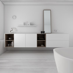 Strato Bathroom Furniture Set 14 | Meubles sous-lavabo | Inbani