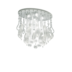 Elysee PL 60 | Ceiling suspended chandeliers | LEUCOS USA