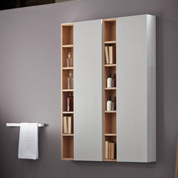 Strato Open Spaces Wall Cabinet | Wall cabinets | Inbani