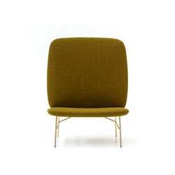 Kelly H | Lounge chairs | Tacchini Italia