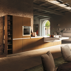 Board | Fitted kitchens | Snaidero