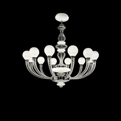 Pigalle | Ceiling suspended chandeliers | Barovier&Toso