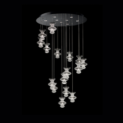 Spinn | Suspended lights | Barovier&Toso