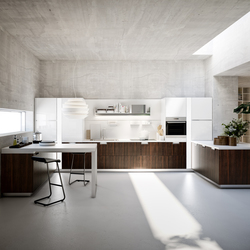 Lux | Fitted kitchens | Snaidero