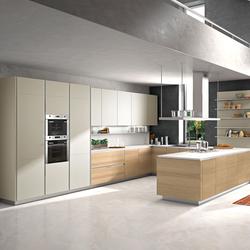 Orange | Fitted kitchens | Snaidero