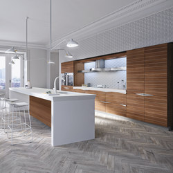 Time | Fitted kitchens | Snaidero