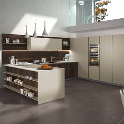 Way | Fitted kitchens | Snaidero