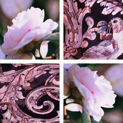 Camellia Palomica | Synthetic films | tela-design
