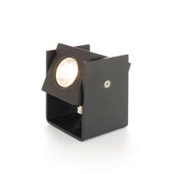 Tower 12cm black | Illuminazione generale | Dexter