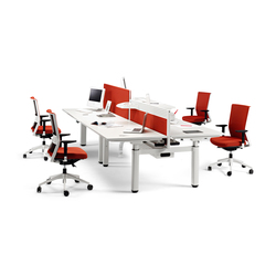 Mobilty | Desking systems | actiu