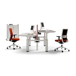Mobilty | Systèmes de tables de bureau | actiu