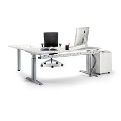 Mobility | Individual desks | actiu