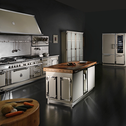 Signoria Palace kitchen | Fitted kitchens | Officine Gullo