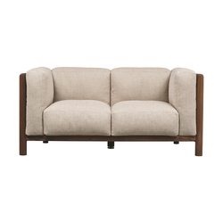 Suite 2seater sofa | Divani | Time & Style