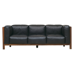 Suite 3seater sofa | Divani | Time & Style