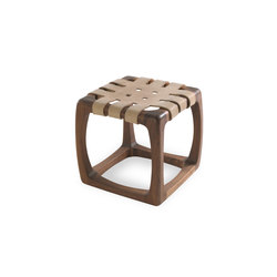 Bungalow Stool | Polsterhocker | Riva 1920